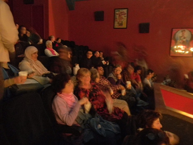 Watching Casablanca at the Cinema Rif