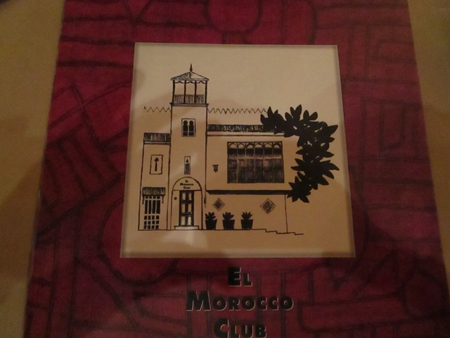 El Morocco Club Restaurant