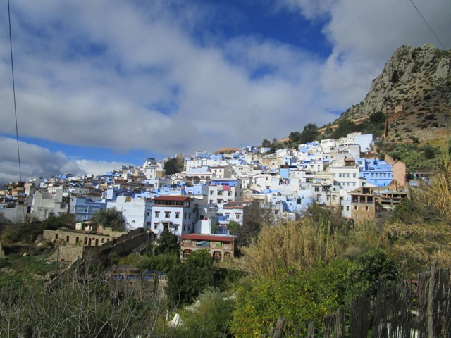 Chefchaouen, Morocco-The Blue Pearl