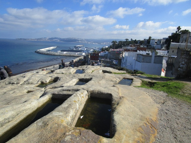 Roman Tombs, Tangier
