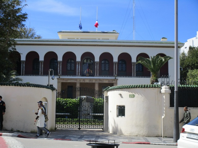French Consulate Tangier