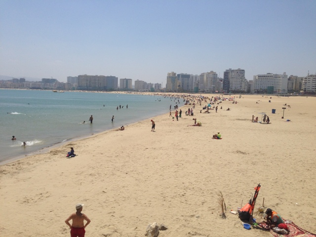 Tangier Bay Beach