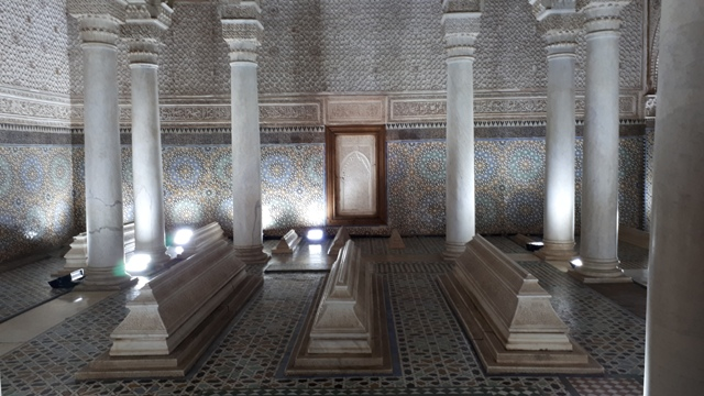 The Saadian Tombs